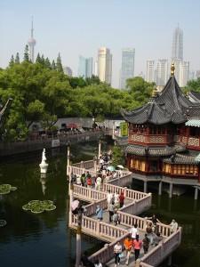 Shanghai Modern Traditionell