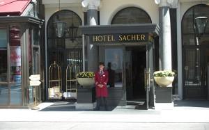Hotel Sacher - Cafe Sacher